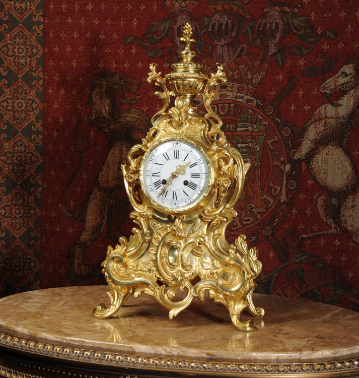 Antique Clocks At Dragon Antiques