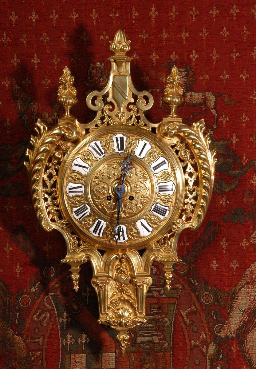Reloj de cabina hansom vintage de Ebay